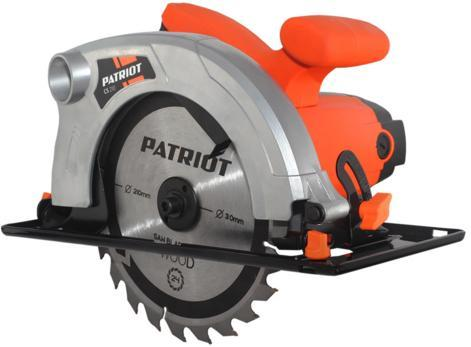 Пила циркулярная PATRIOT CS 210
