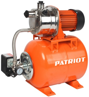 Насосная станция PATRIOT PW 850-24 INOX